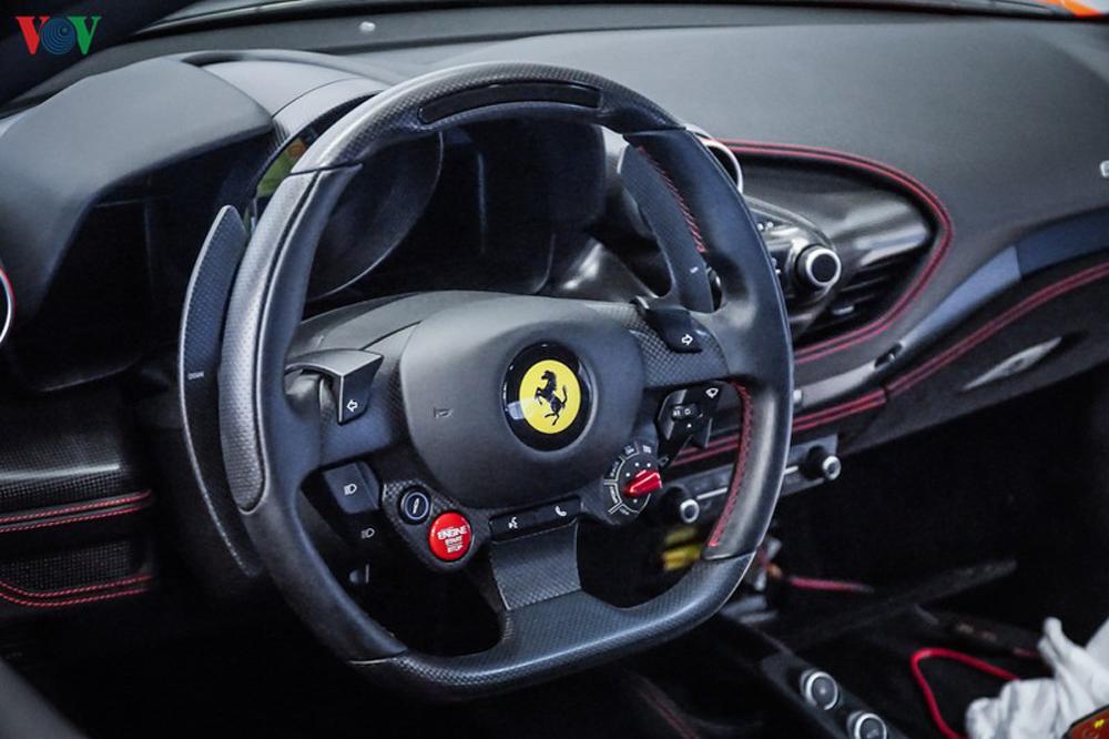 siêu xe Ferrari, Ferrari F8 Tributo, Ferrari F8 Tributo tại Việt Nam