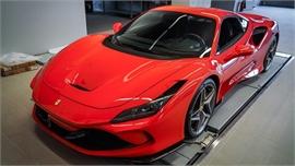 Hình ảnh chi tiết Ferrari F8 Tributo đầu tiên tại Việt Nam