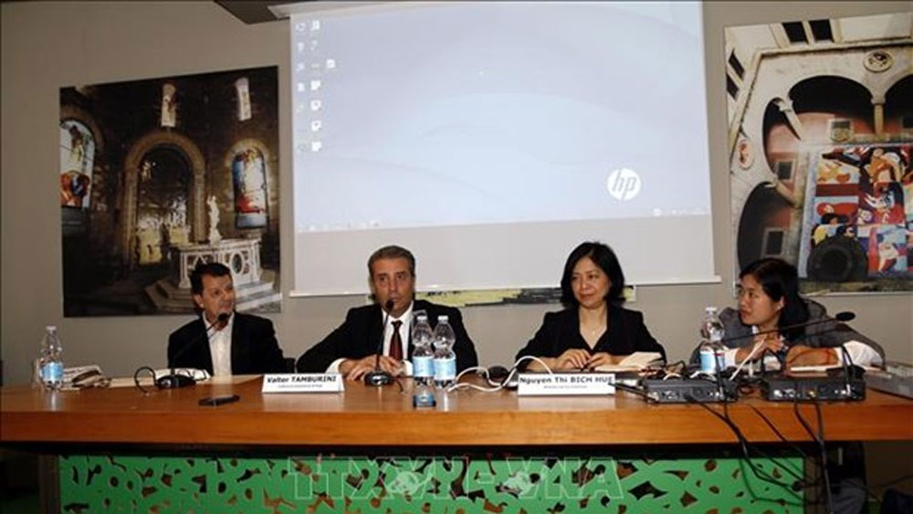 Vietnam becomes increasingly attractive to Italian firms