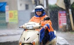 Bắc Bộ và Bắc Trung Bộ có mưa vừa đến mưa to trong nửa đầu tuần tới