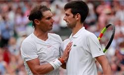 Nadal - Djokovic: Cuộc đua song mã đến ngôi số 1