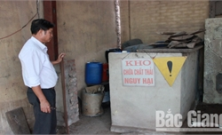Khắc phục ô nhiễm môi trường tại Cụm công nghiệp Già Khê (Lục Nam)