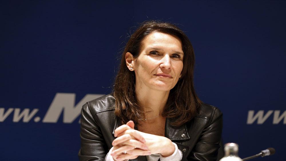 Bỉ, nữ Thủ tướng, đầu tiên, Bộ trưởng Ngân sách Bỉ Sophie Wilmes