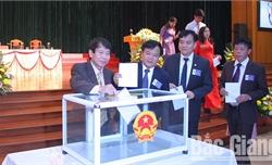 Bầu 9 đồng chí vào BCH Hội Nhà báo tỉnh Bắc Giang khóa X, nhiệm kỳ 2019-2024