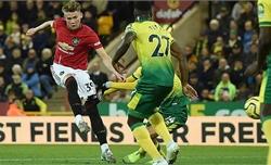 Man Utd thắng Norwich dù sút hỏng 2 quả phạt đền