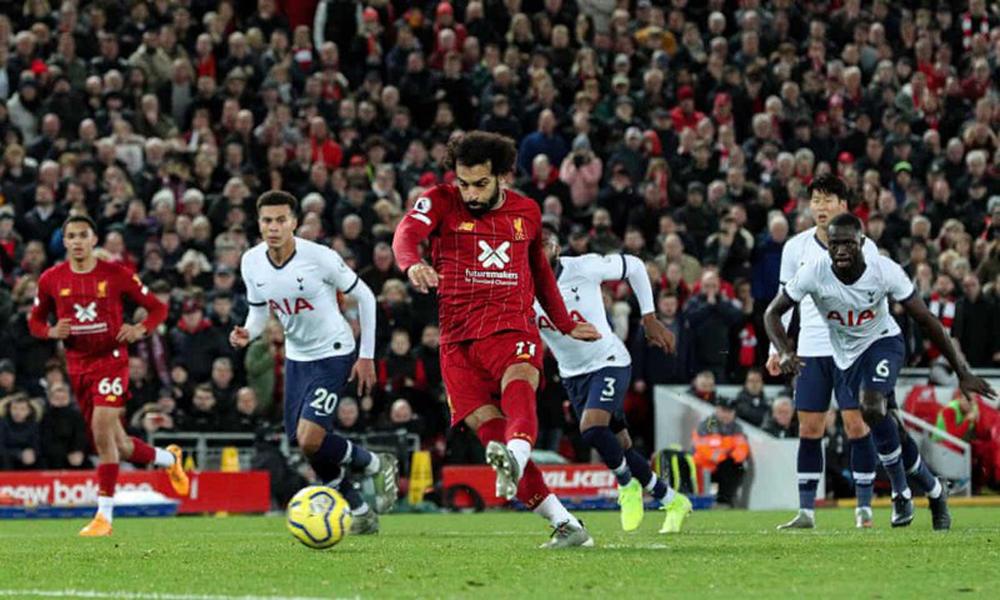 Son Heung Min, Tottenham thua ngược Liverpool, Liverpool 2-1 Tottenham, tường thuật Liverpool 2-1 Tottenham, clip Liverpool 2-1 Tottenham, video Liverpool 2-1 Tottenham, kết quả liverpool tottenham