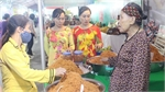 Hai Duong fair features handicrafts, OCOP products