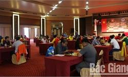 Khai mạc Giải vô địch cờ vua Đông Nam Á năm 2019 tại Bắc Giang