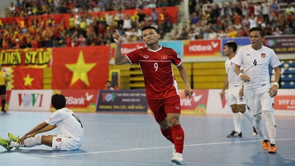 Vietnam, bronze medal, AFF futsal champs, third-place match, Asian competition, AFF HDBank Futsal Championship