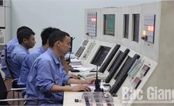 Kịp thời khắc phục sự cố tuabin tại Nhà máy Nhiệt điện Sơn Động