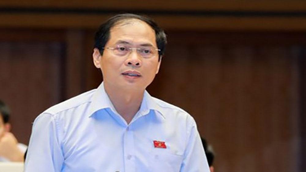 Thứ trưởng Bộ Ngoại giao, Anh, mới gửi 4 hồ sơ, Việt Nam, vụ 39 người chết trong container