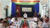 Yên Dũng (Bắc Giang): Thẩm định, đánh giá thôn nông thôn mới kiểu mẫu ở Đông Thượng