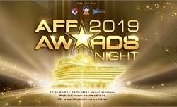 Chính thức: AFF Award Night 2019 được tổ chức tại Hà Nội