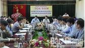 """Yên Dũng (Bắc Giang): Tọa đàm """"Giải pháp thực hiện hiệu quả công tác dân vận chính quyền"""""""
