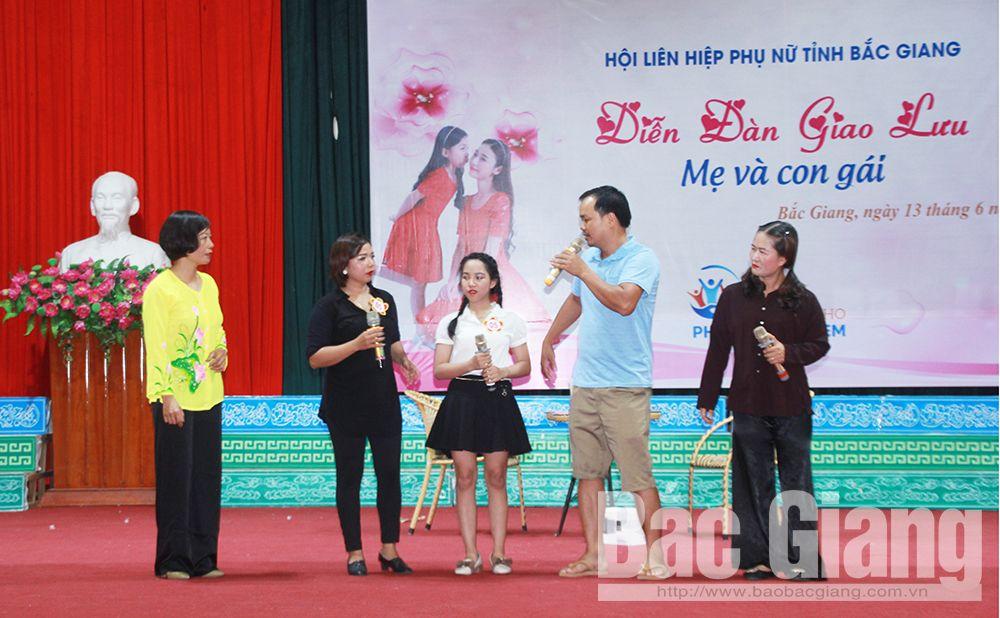 Bắc Giang, phòng chống mại dâm, an toàn cho phụ nữ và trẻ em, Hội Liên hiệp Phụ nữ tỉnh