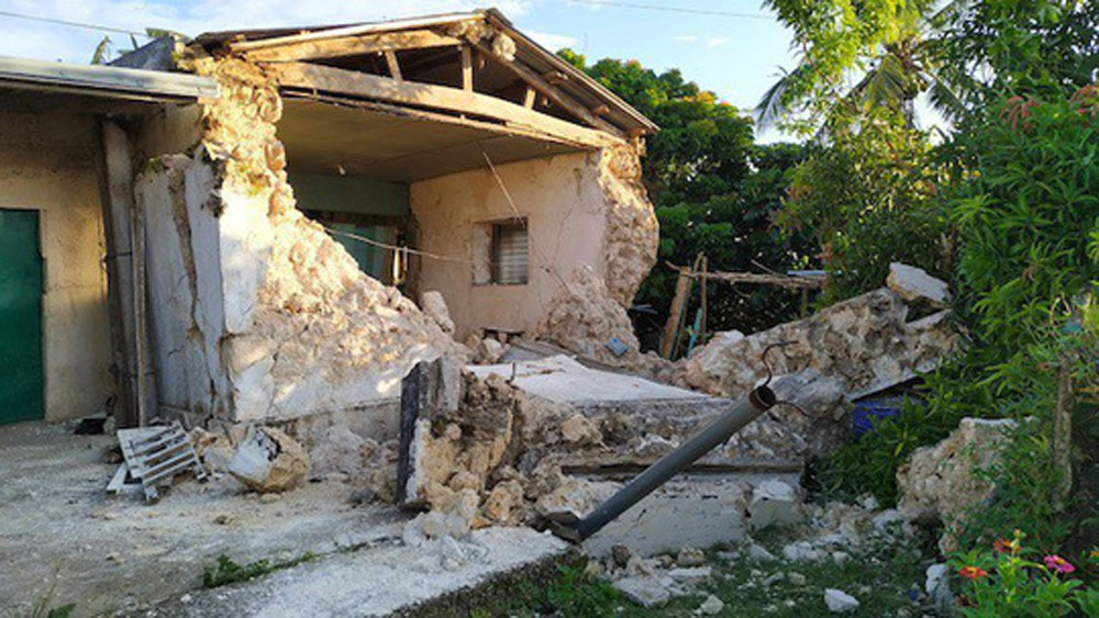 Thương vong, trận động đất tại Philippines, thành phố Davao,