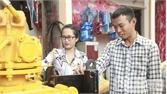 Anh Đinh Ngọc Duy khởi nghiệp từ nghề cơ khí