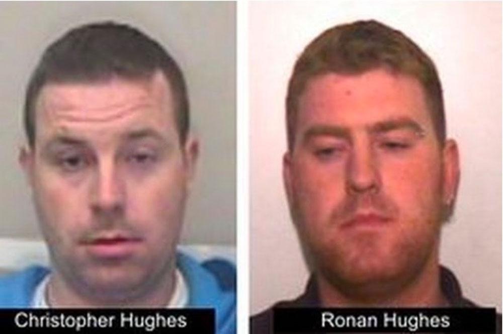 Anh, truy lùng, cặp anh em nghi phạm, vụ 39 người chết, Ronan, Christopher Hughes.