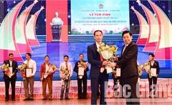 Tôn vinh 22 sản phẩm nông nghiệp tiêu biểu tỉnh Bắc Giang lần thứ II