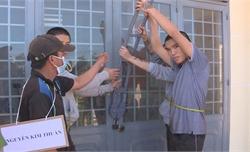 Cán bộ xã dẫn trộm đi phá két sắt lấy 400 triệu đồng ở trụ sở làm việc