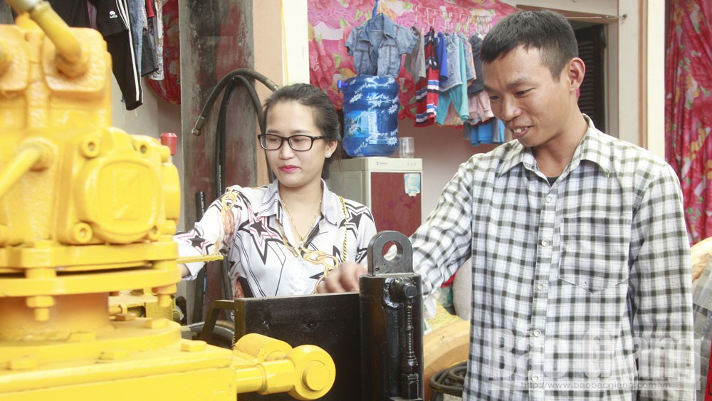 Dinh Ngoc Duy starts up from mechanical career