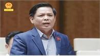 Bộ trưởng Nguyễn Văn Thể giải trình về chậm giải ngân vốn