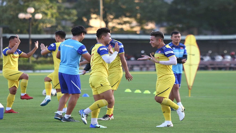 """Park Hang-seo: """"Vietnamese team will try to prepare well and fight our best"""""""