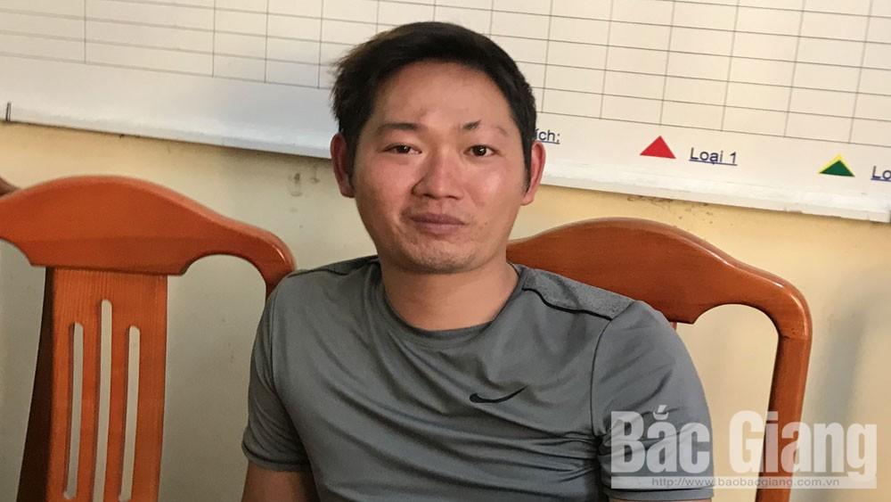 ngáo đá, cướp tài sản, cướp giật, Việt Yên, Bắc Giang.