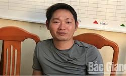 """Bắc Giang: Bắt giữ đối tượng nghi """"ngáo đá"""" cướp giật tài sản"""