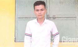 """Bắc Giang: Một đối tượng trộm cắp xe máy """"sa lưới"""""""