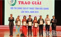 Tôn vinh tài năng sáng tạo khoa học tỉnh Bắc Giang năm 2019