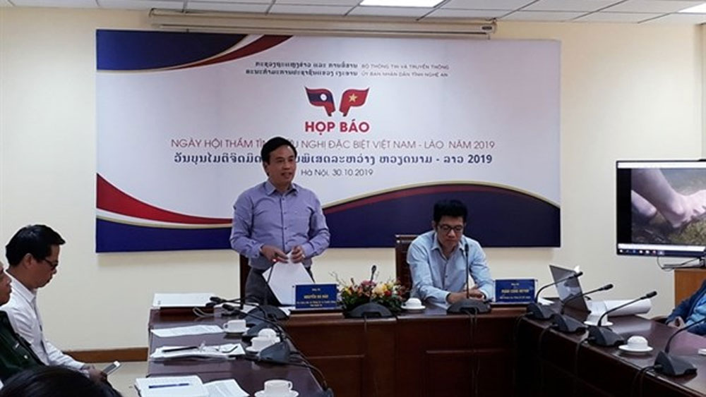 Vietnam – Laos special friendship festival to be held