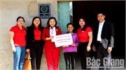 Hội Chữ thập đỏ tỉnh bàn giao nhà ở cho hộ nghèo