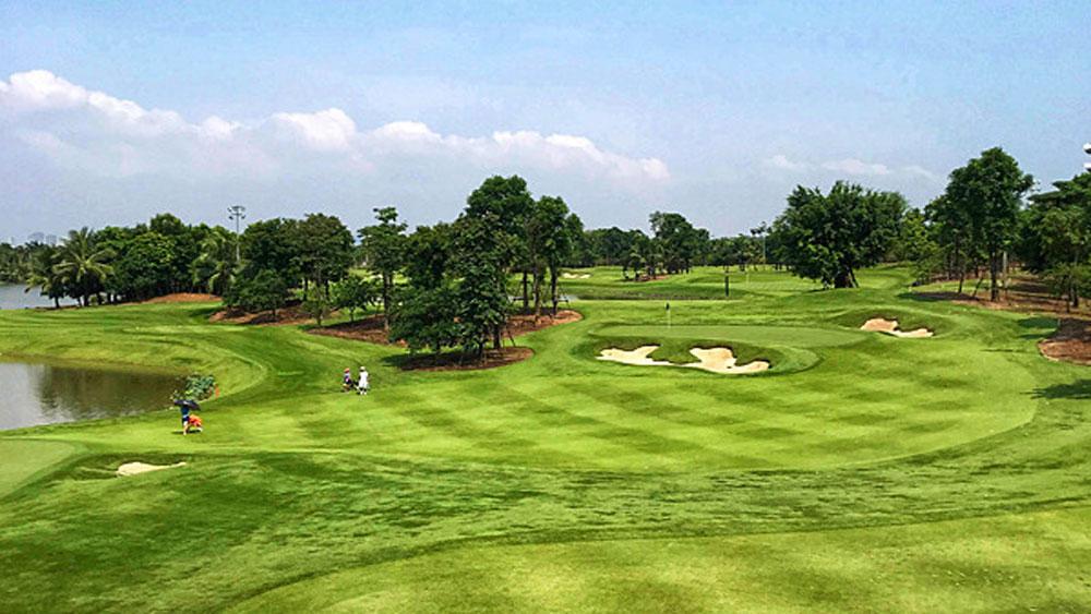 Vietnam Asia's best golf destination, three years in a row