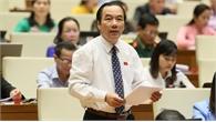 Đại biểu Quốc hội Ngô Sách Thực: Thực hiện đồng bộ các giải pháp bảo vệ môi trường và ứng phó với biến đổi khí hậu