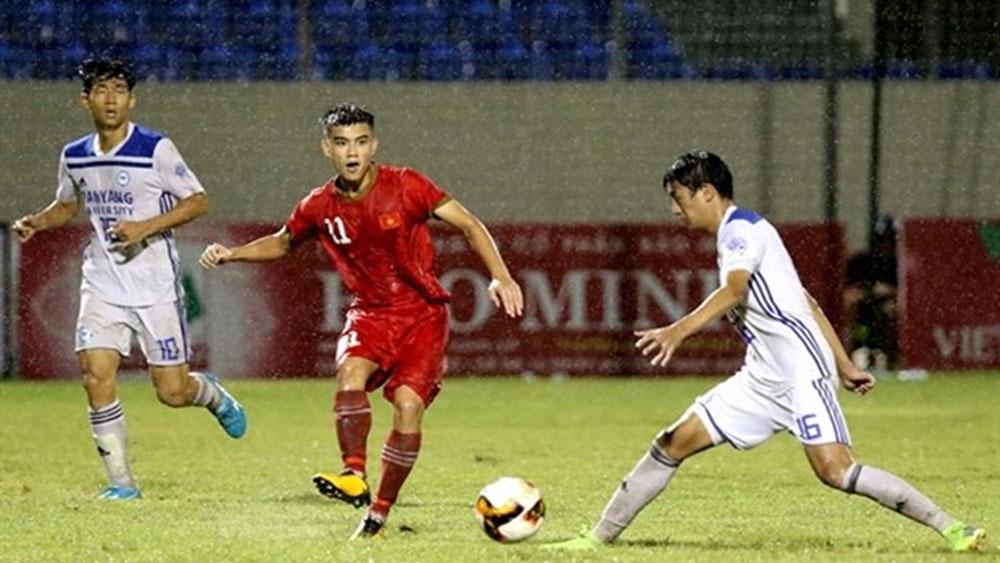 Vietnam, Hanyang University, int'l U21 football champs, Republic of Korea, Da Nang city