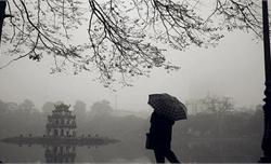 Thời tiết ngày 1-11: Miền Bắc mưa rét, nhiệt độ có nơi dưới 17 độ C