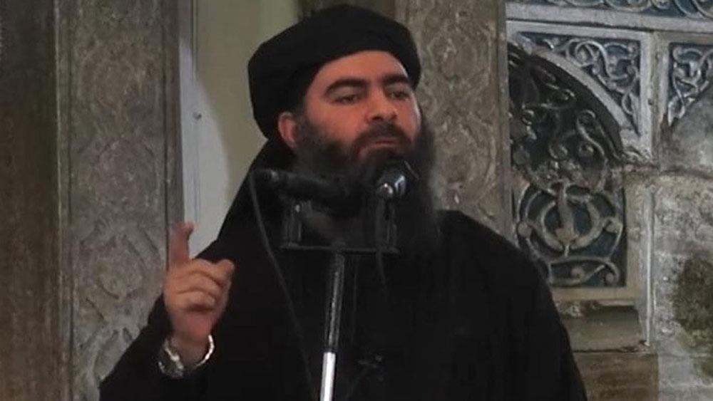 IS, xác nhận Baghdadi chết, công bố, thủ lĩnh mới