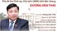 Phó Bí thư Tỉnh ủy, Chủ tịch UBND tỉnh Bắc Giang Dương Văn Thái