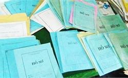 Truy tố 12 đối tượng làm hồ sơ giả, chiếm đoạt hơn 3 tỷ đồng