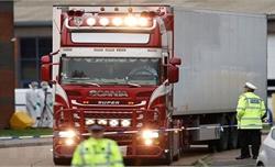 Vụ phát hiện 39 thi thể người nhập cư vào Anh: Có nạn nhân người Việt, chưa xác định danh tính cụ thể