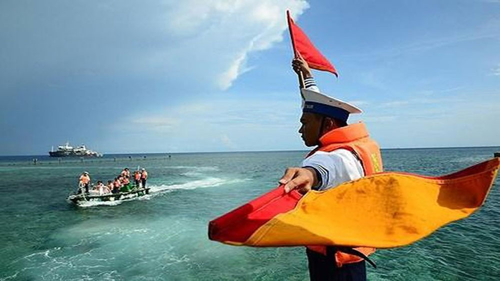 Chủ quyền của Việt Nam, quần đảo Hoàng Sa, quần đảo Trường Sa, chứng cứ lịch sử, pháp lý,Chủ tịch Hội Luật quốc tế Việt Nam Nguyễn Bá Sơn