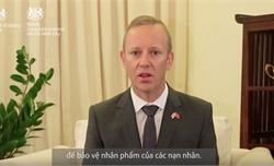 Vụ phát hiện 39 thi thể người nhập cư vào Anh: Thông điệp của Đại sứ Anh Gareth Ward tại Việt Nam