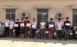 Bình Dương: Bắt nhóm thiếu niên ném gạch đá vào nhà dân