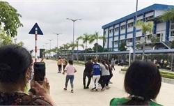 Xác định nguyên nhân công nhân Công ty TNHH Golden Victory Việt Nam ngất xỉu