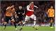 Arsenal lại chia điểm dù dẫn trước ở Ngoại hạng Anh