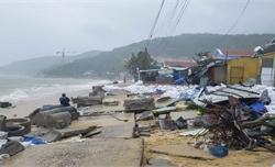 Bình Định: Công bố tình huống khẩn cấp, đưa người dân đến nơi an toàn