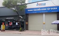 Công ty cổ phần Quốc tế ICO chi nhánh Bắc Giang bị đình chỉ đại diện xin cấp visa 6 tháng