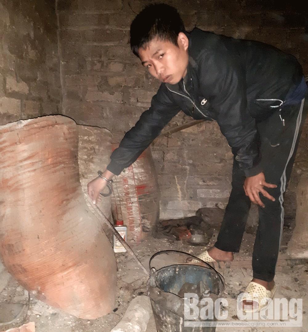 trộm cắp, tài sản, Bắc Giang