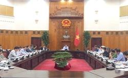 Phó Thủ tướng Thường trực Chính phủ Trương Hòa Bình chủ trì họp về vụ việc 39 người tử vong tại Anh